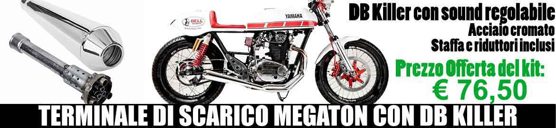 Scarichi Megaton + DB killer in offerta speciale