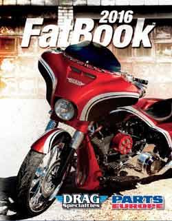 Catalogo Parts Europe - Fat book