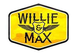 borse moto custom Willie & Max