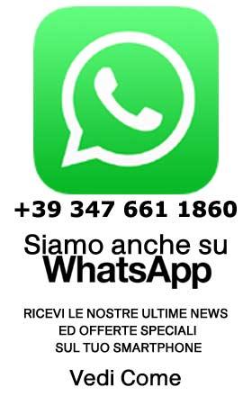 Biker Market è anche su WhatsApp